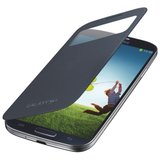 S-View Flip Cover Galaxy S4 black/ white